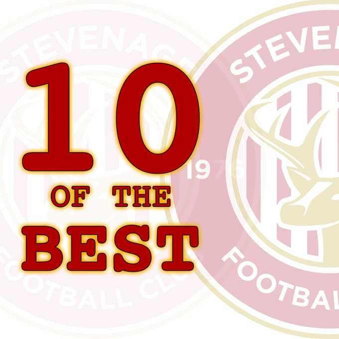 Stevenage: 10 of the Best...