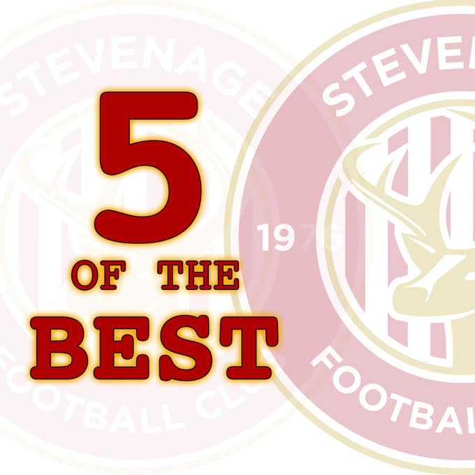 Stevenage: 5 of the Best...