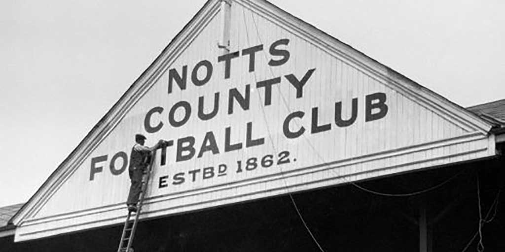 Like the ill-judged reboot of ITV dirge Crossroads, our nostalgia-riddled series awakes from its long slumber with Notts County peering over it