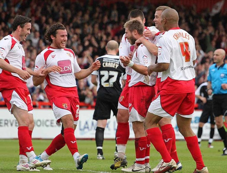 2010-1 League Two Playoffs – Boro's Goals
