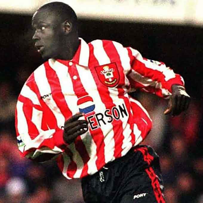 If you can remember Ali Dia, we're sure you'll remember Southampton - right?