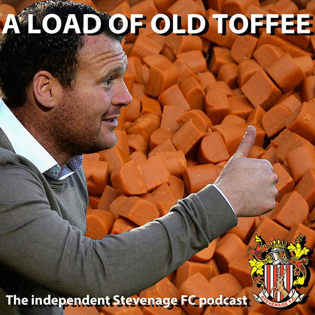 A Load Of Old Toffee - February 2017