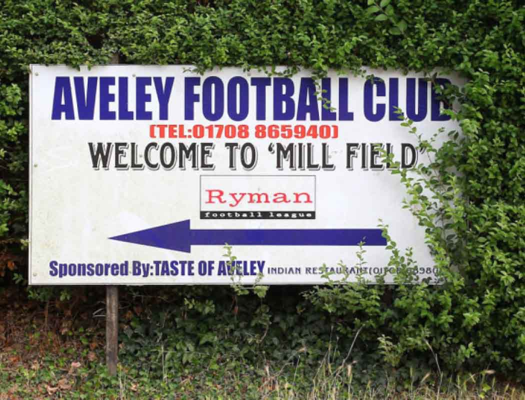 Aveley is a small town with a story that goes back at least 200,000 years. But we're going to skip around 199,960 of them if that's OK with you?