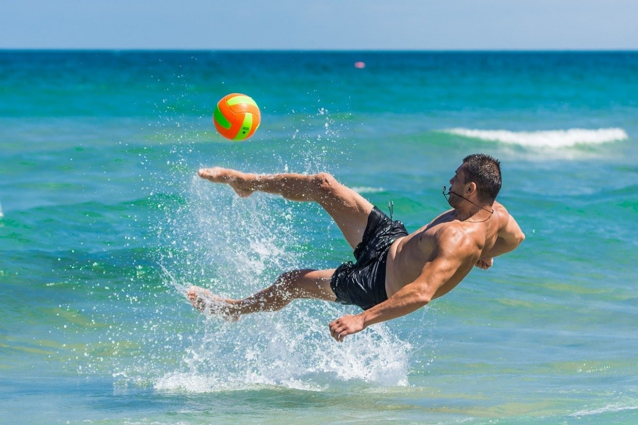 Not familiar with beach soccer? Keen to find out more? Let us provide you with some helpful facts and everything you need to know about the game