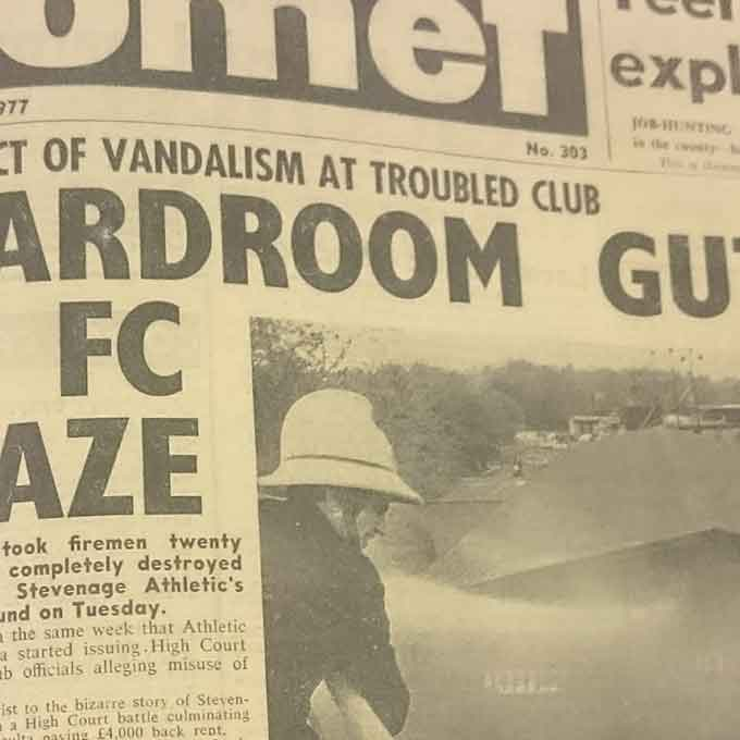 Boardroom Gutted In FC Blaze: Blast From The Past