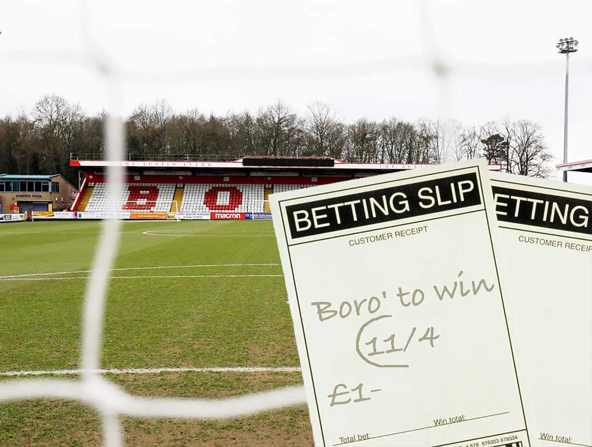 Going to the match and thinking about betting on Stevenage? Let our handy guide help you work out what's what and get more bang for your buck...