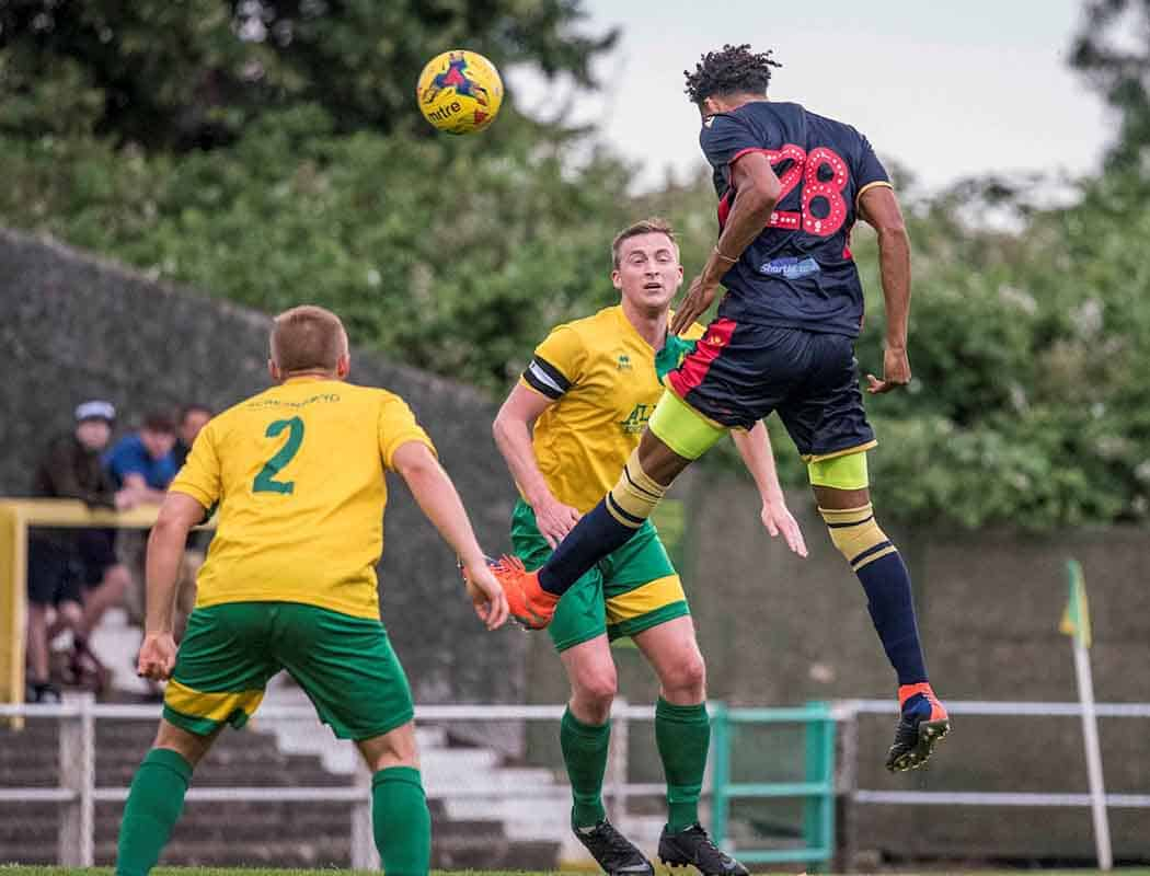 In recent times, we've only met Hitchin Town –one of the biggest Stevenage rivals –in friendlies