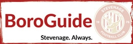 BoroGuide. The Independent Stevenage FC Resource.