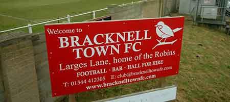 Bracknell Town: Remember Them?