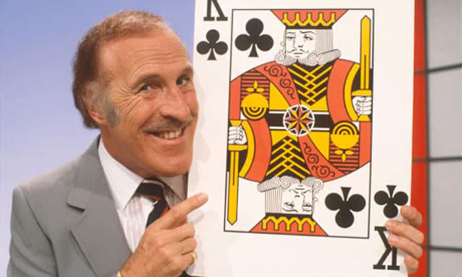 Bruce Forsyth's Play Your Cards Right