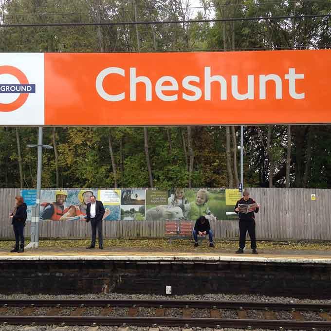 Cheshunt: Remember Them?