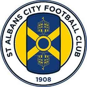 St Albans City fans are another lot – like Woking – who have a real problem with us simply being better than them