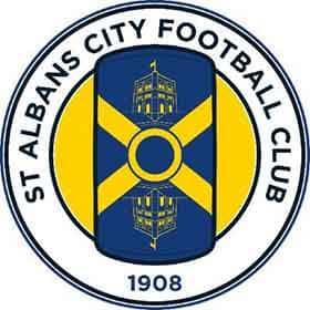 St Albans City badge