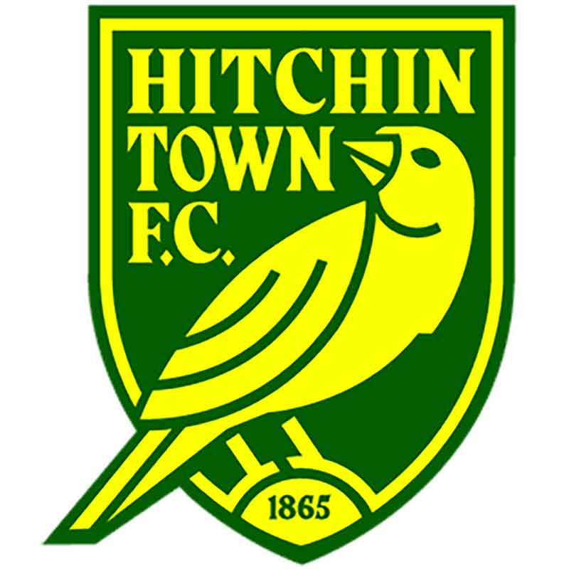 Hitchin Town badge