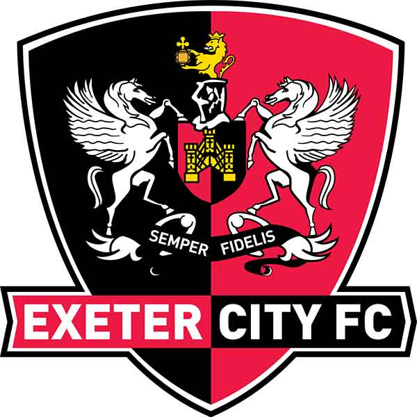 Exeter City badge
