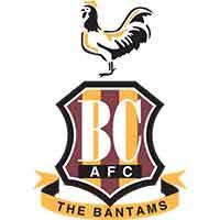 Bradford City badge