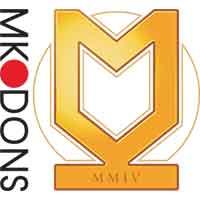 MK Dons badge