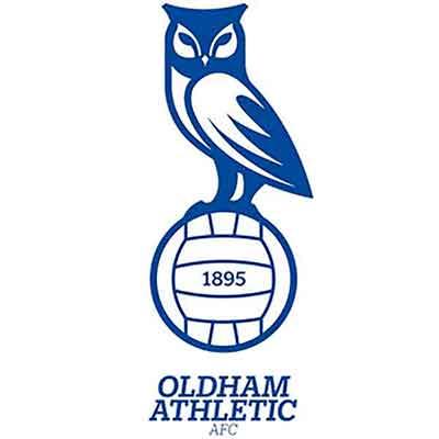 Oldham Athletic badge