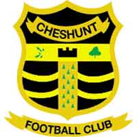 Cheshunt badge