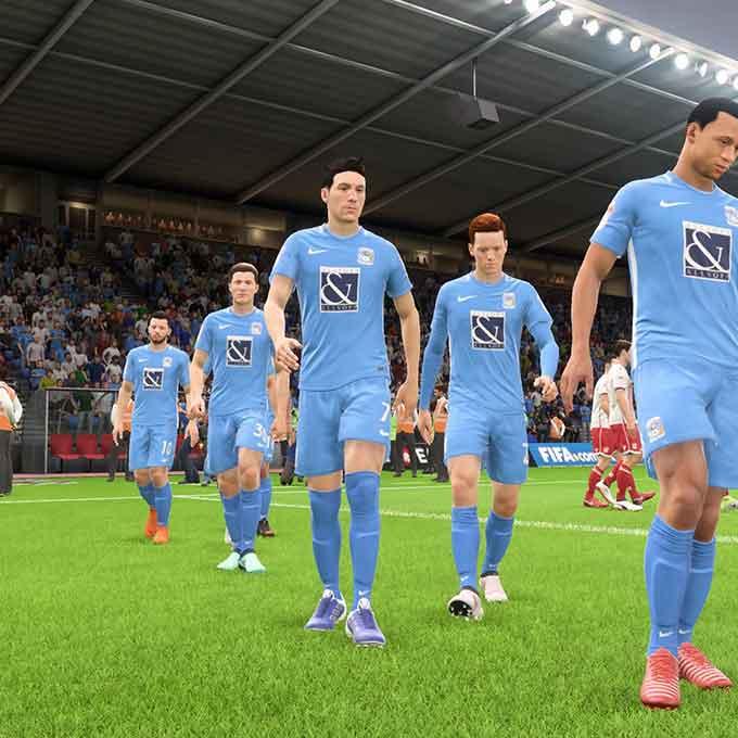 FIFA 18 Verdict: Coventry City (Away)