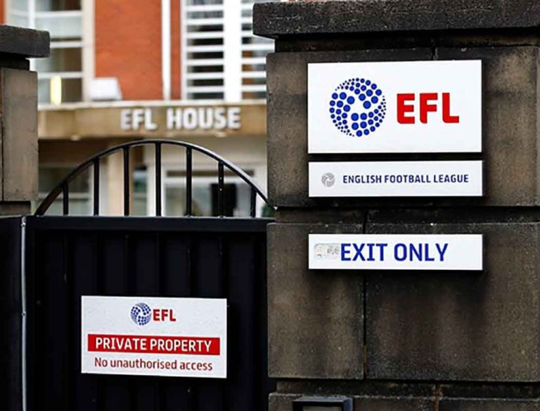 Left In Limbo By The EFL and National League