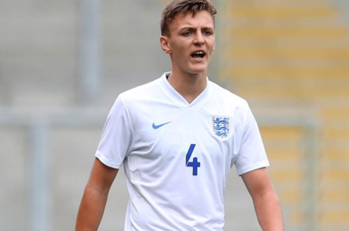England U18's Dael Fry