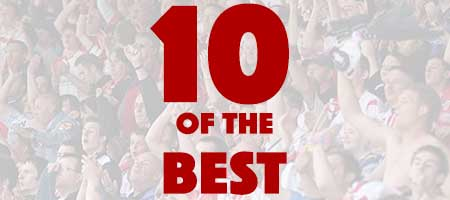 10 Of The Best Boro' Songs