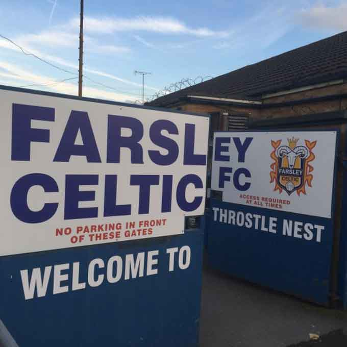 Farsley Celtic: Remember Them?