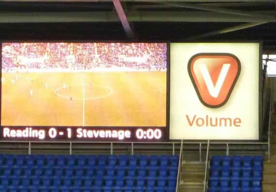 Read-y Or Not? Reading had beaten Stevenage in the FA Cup the previous season, but there was no mistake in the 2011-2 campaign - Boro' winning in the Royals' back yard to continue one of their best FA Cup runs to that point...