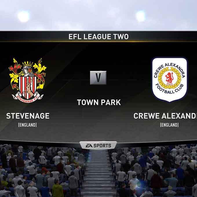 Crewe Alexandra (Home): FIFA 18 Verdict