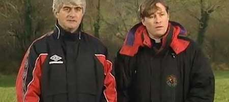 Father Ted, Football Manager: The League Two fixtures are out!