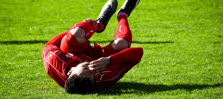 Football is the 'beautiful game', right? Well, it is until you get clobbered! One wayward tackle can leave you missing out and on the sidelines. But how can you protect against football injuries?