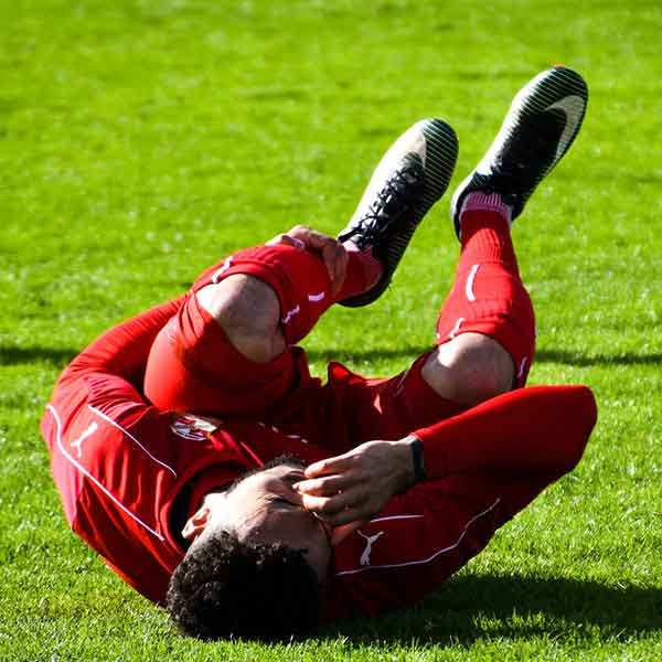 Best Practice Against Football Injuries