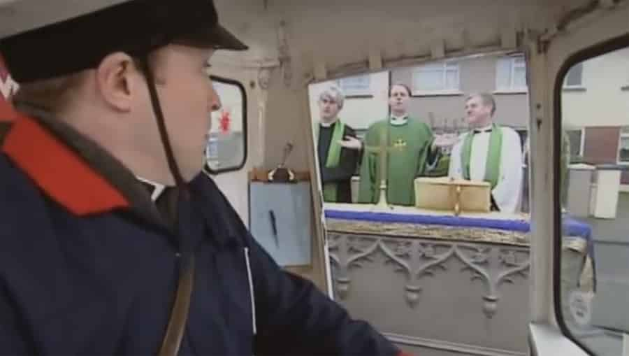 Father Ted - Speed 3 Mass