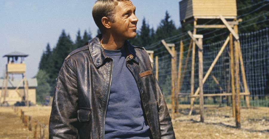 Steve McQueen, Great Escape
