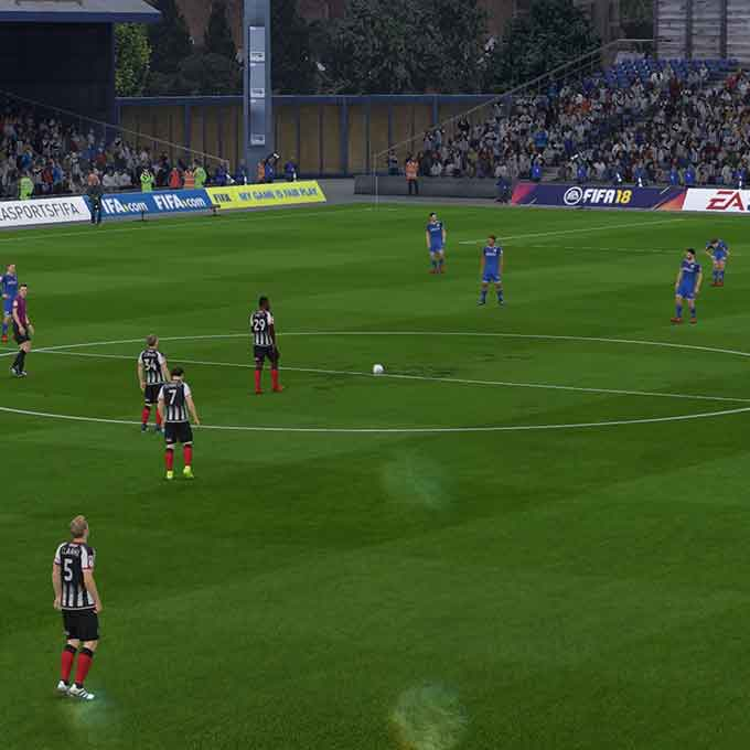 Grimsby Town (Away): FIFA 18 Verdict