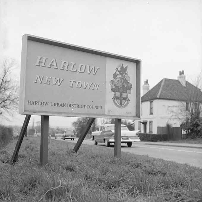 Harlow Town: Remember Them?