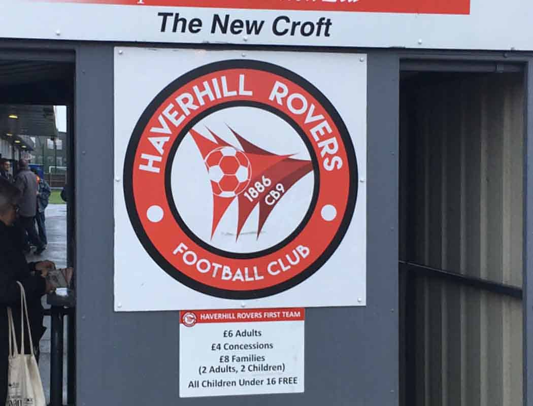It's been a long path to where Boro' now finds itself. But it's nowhere near as long as some we've met on the way – like Haverhill Rovers...