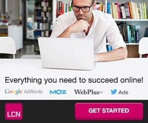 LCN: Web Hosting with everything you need to succeed online...