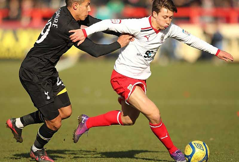 Even now we're still not too sure how we managed to convince Arsenal to let him go for good in early 2012; Luke Freeman originally coming to us on loan a couple of months beforehand