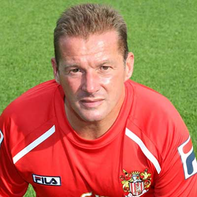 Graham Westley will be forever associated with Stevenage Football Club, having been the gaffer who brought Football League status to the club...