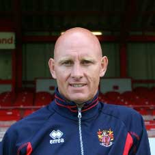 Boro' named Mark Stimson as manager in summer 2006; one of the most highly-regarded gaffers plying his trade in the Conference at that time