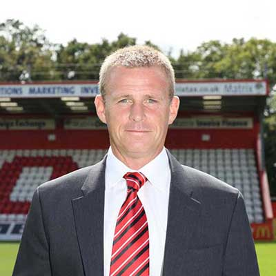 "If you asked us ""who is Gary Smith?"" after Graham Westley left the club in January 2012, not many people would've come back with anything useful"