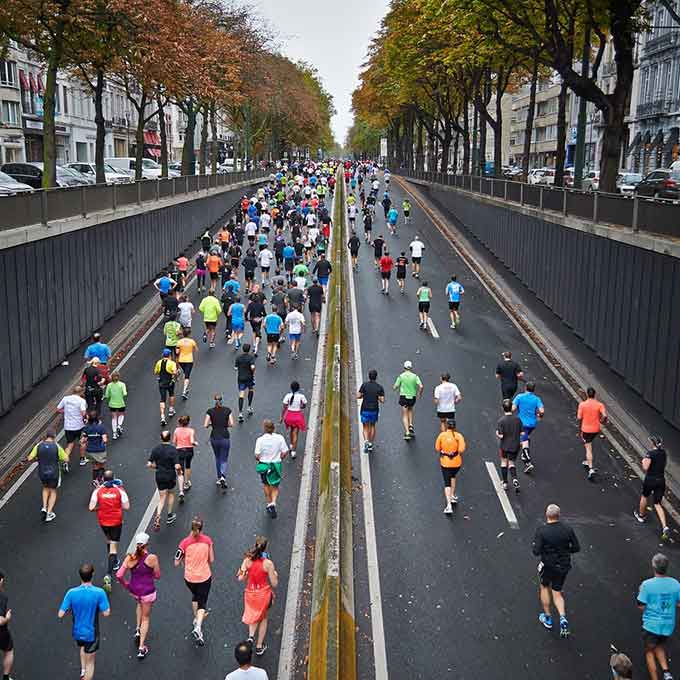 Is a marathon one of the fitness challenges to add to your bucket list?