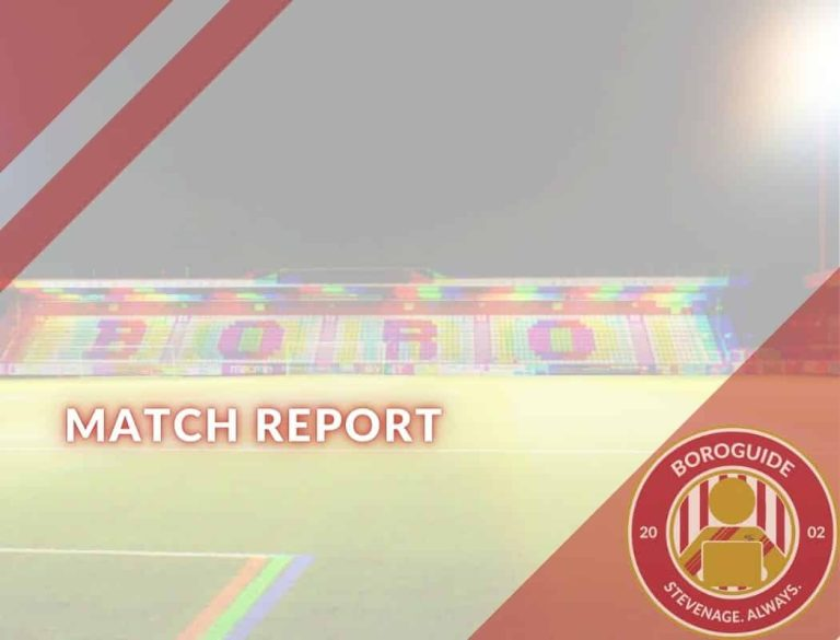 Bradford City 2-1 Stevenage [Match Report]