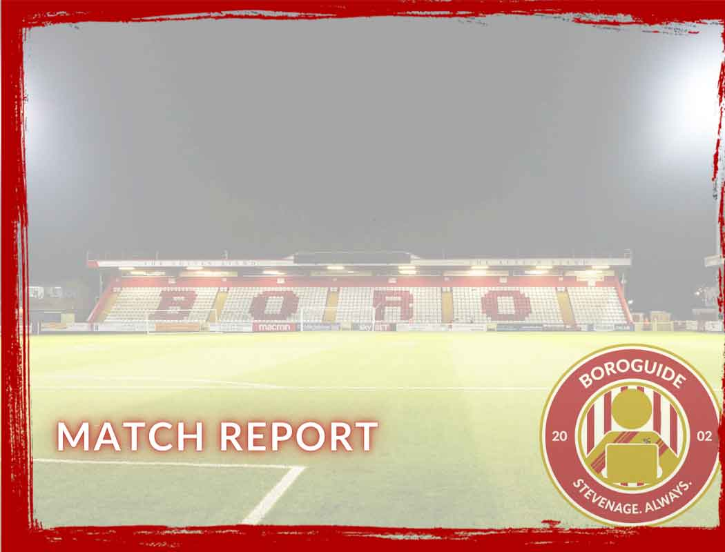 BoroGuide's take on the latest match action