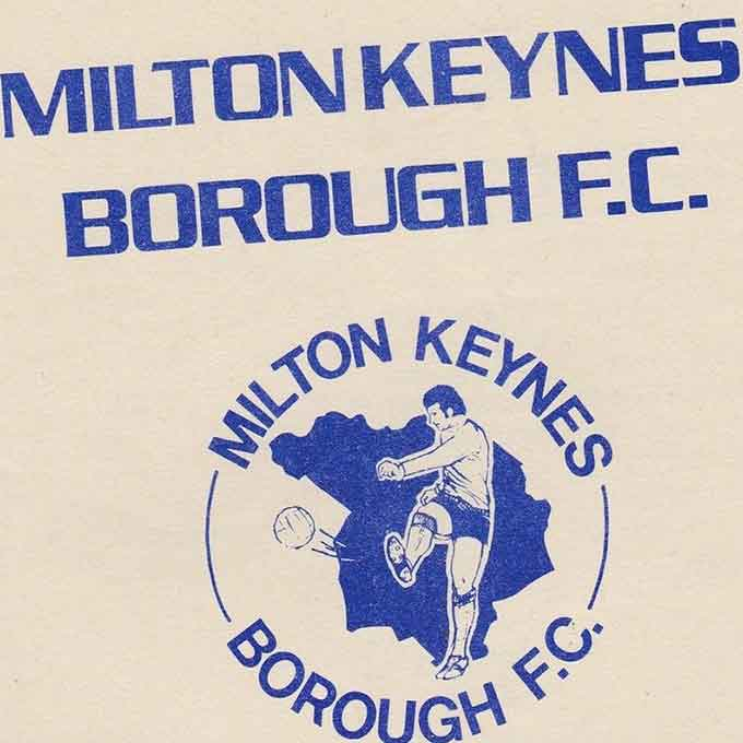 Milton Keynes Borough: Remember Them?