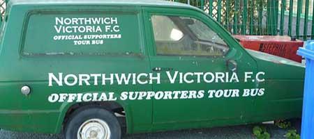 Northwich Victoria - Remember Them?