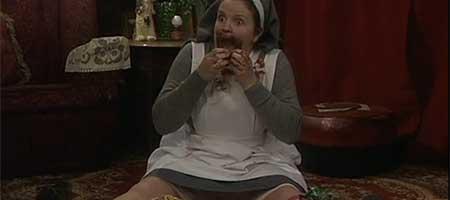 Nun Eating? Nuneaton Borough...