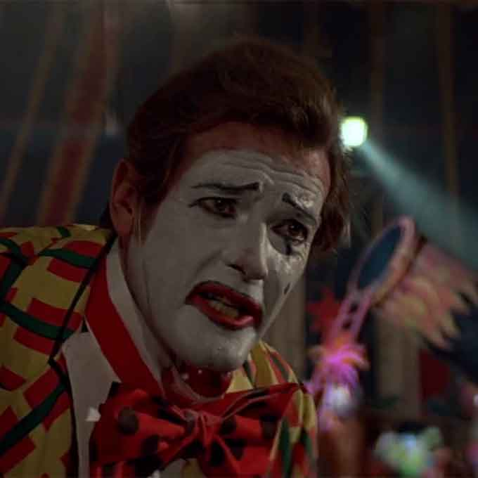 Send In The Clowns…